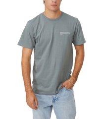 cotton on men's graphic text t-shirt