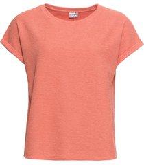 maglia in tessuto operato (rosa) - bodyflirt
