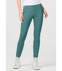 calça super skinny cintura alta feminina