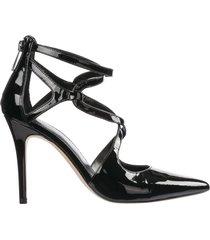 decolletes decoltè scarpe donna con tacco pelle catia