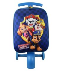 nickelodeon paw patrol scootie luggage