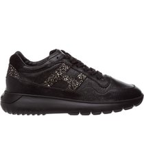 scarpe sneakers donna in pelle h371 interactive3