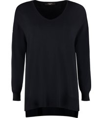 weekend max mara eliseo viscose sweater