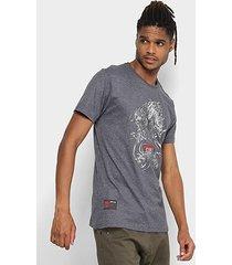 camiseta ecko iseta estampada masculina