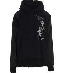 greg lauren souvenir hoodie sweatshirt