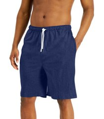club room men's pajama shorts, created for macy's