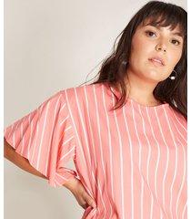 blusa rayas rosado 20