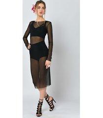 aronia - ołówkowa sukienka