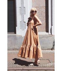 sukienka maria beż