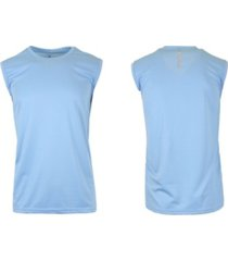 galaxy by harvic men's moisture-wicking wrinkle free performance muscle tee