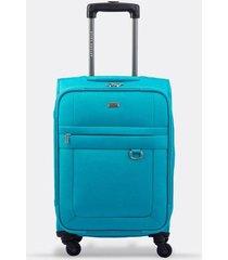 maleta de viaje pequeña textil ruedas 360 00136