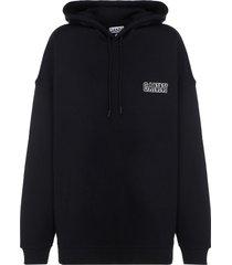 ganni hoodie