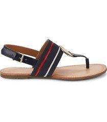 twlerinas toe-thong sandals