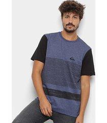 camiseta quiksilver bas tijuana - masculina