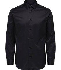 overhemd pen pelle zwart