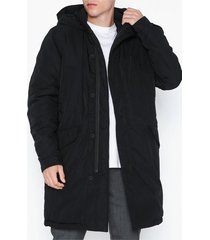 hope man parka jackor black