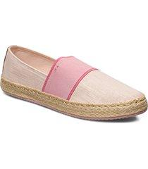 raffiaville espadrille sandaletter expadrilles låga rosa gant