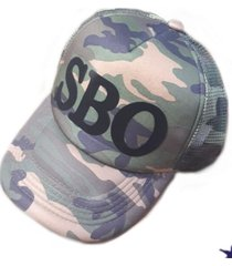 gorra verde santa barbara