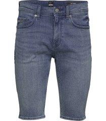 taber-shorts bc-c jeansshorts denimshorts blå boss