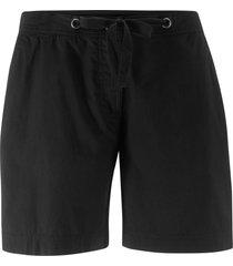 shorts in popeline (nero) - bpc bonprix collection