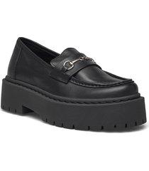 biadeb new horsebite loafer loafers låga skor svart bianco