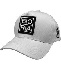 boné bora trucker grade