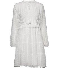 dress kort klänning vit sofie schnoor