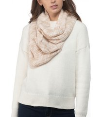 style & co rib marled loop infinity scarf, created for macy's