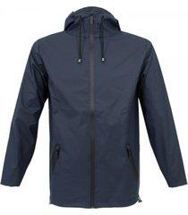 rains breaker blue jacket 12300201