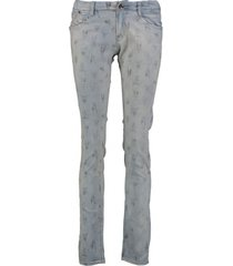 garcia riva slim jeans dirty sand