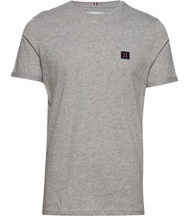 piece t-shirt t-shirts short-sleeved grå les deux