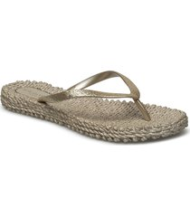 flipflop with glitter shoes summer shoes flip flops silver ilse jacobsen