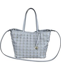 red valentino medium embellished tote