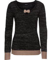 maglione (nero) - bodyflirt