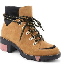 bcbgeneration women's nalli hiker bootie women's shoes