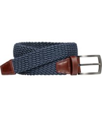 johnston & murphy stretch knit belt