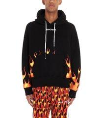palm angels firestarter hoodie