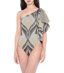 circus hotel one-piece swimsuits