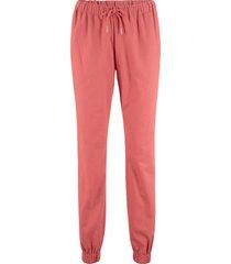 pantaloni in misto lino (rosa) - bpc bonprix collection
