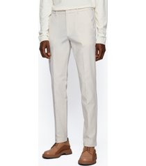 boss men's kaito1-travel2 slim-fit trousers