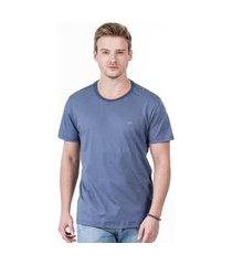 camiseta javali básica azul