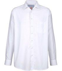 overhemd roger kent wit
