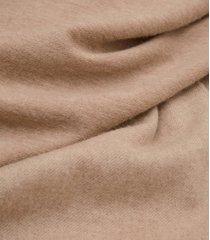reiss jen - wool cashmere blend oversized scarf in neutral, womens