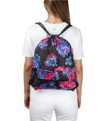 tula plegable estampado ciara citybags multicolor