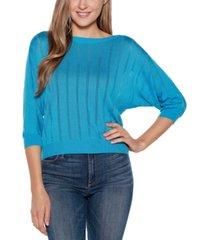 belldini black label boat neck sweater