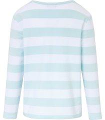sweatshirt met lange mouwen en ronde hals van mybc multicolour