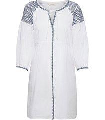 jill dress jurk knielengte wit odd molly