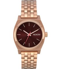 reloj medium time rosa nixon