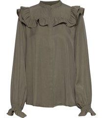 laera dove shirt blouse lange mouwen bruuns bazaar