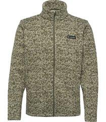 m chillin™ fleece sweat-shirt trui groen columbia